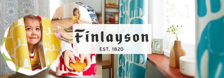 北欧デザインの人気カーテンフィンレイソン
