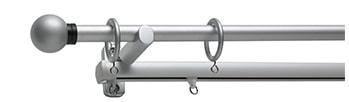 TOSO カーテンレール グレイス16 ネクスティダブル