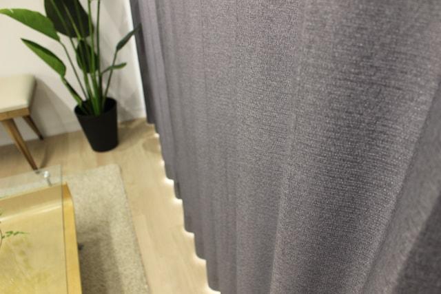シンプルなカーテン ユニ
