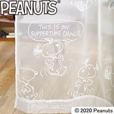 【既製品レース:1枚入り】PEANUTS/サパータイムダンスボイル(日本製)