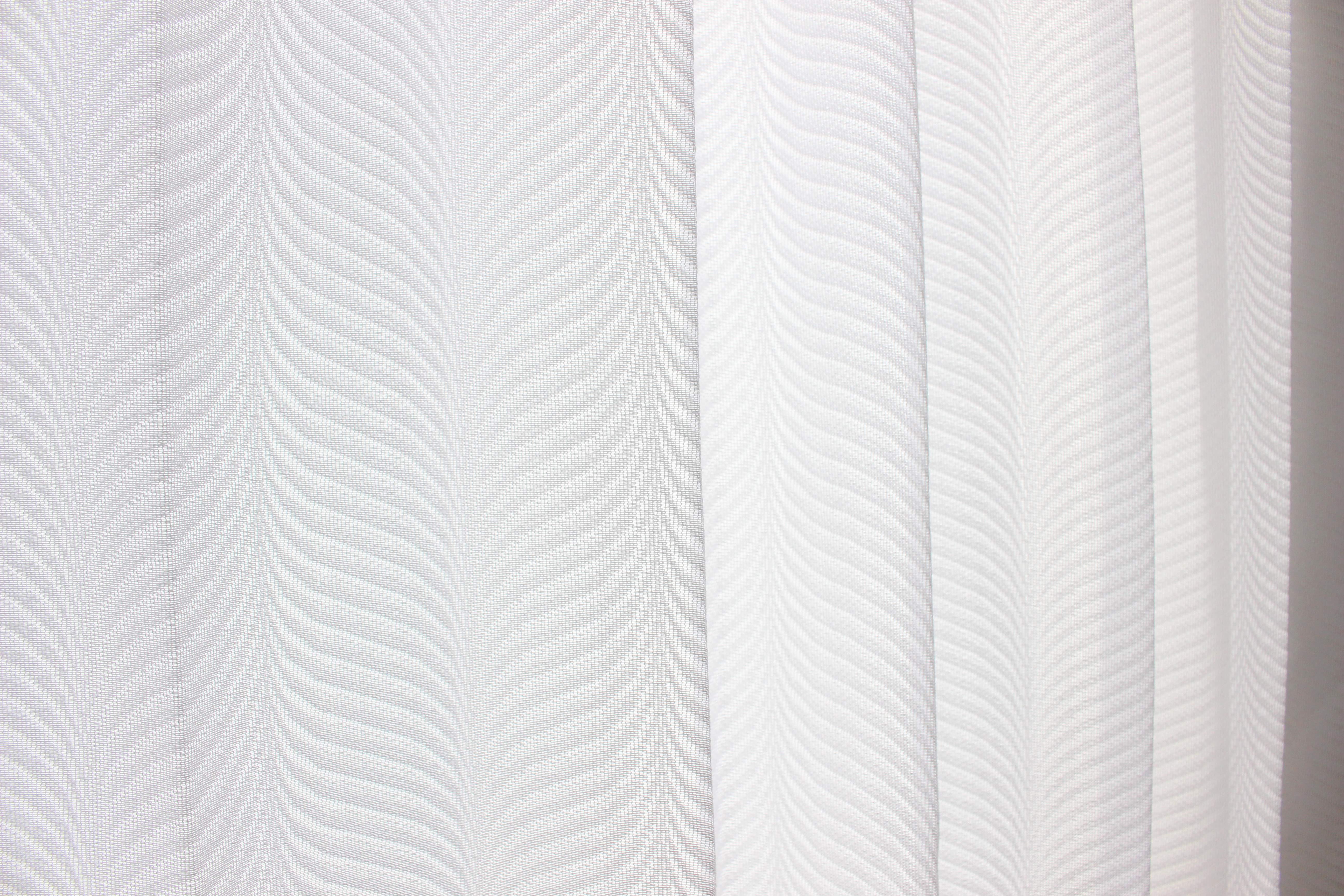 【既製品レースカーテン】ロマネスク