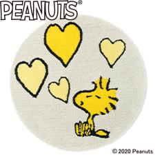 【ピーナッツマット】ウッドストックラブマットリスト画像